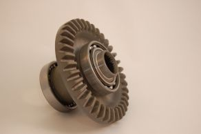 Straight bevel gear sub assembly