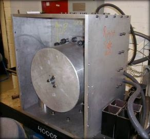 Cvt spin test stand